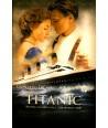 Ingyen posta , kész kép fakeretben, Vászon kép, Mozi, Poszter, Titanic Film, Szereplők