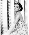 Ingyen posta, kész kép fakeretben, Vászonkép, Kép, Audrey Hepburn, Mozi, Film, Poszter
