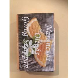 Görög Olíva Szappan, narancs