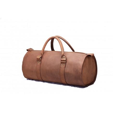 Eredeti új bölény bőr táska, utazótáska