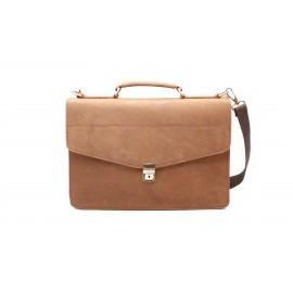 Eredeti új bölény bőr táska, Oldaltáska, Női táska
