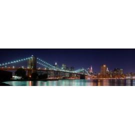 Óriáskép, Extra kép, Kivilágított híd 65x234