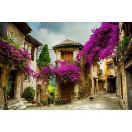 Óriáskép, Extra kép, Görög falu 100x150