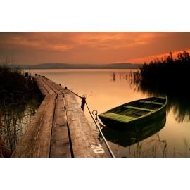 Óriáskép, Extra kép, Balatoni naplemente 100x150