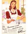 Ingyen Posta, Retro, reklám, plakát, vászon kép, fakeret, kész kép fakeretben, dekoráció