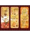 Ingyen posta, fakeret, kész kép fakeretben, Vászon kép, kávé, coffee, India, plakát