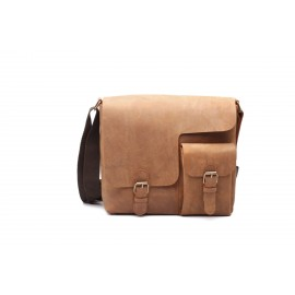 Eredeti új bölény bőr táska, Orvosi táska, Doktor táska